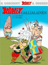 Kansi: Asterix gallialainen
