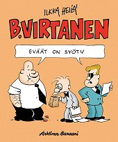 Kansi: B. Virtanen - Eväät on syöty
