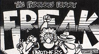 Furry Freak Brothers