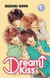 Kansi: Dream Kiss 1