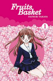 Kansi: Fruits Basket 1