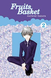 Kansi: Fruits Basket 2