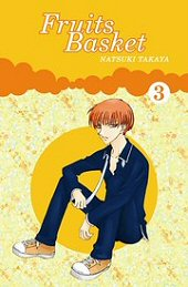 Kansi: Fruits Basket 3