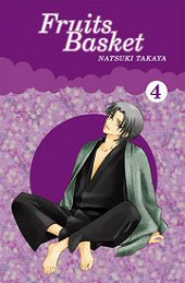 Kansi: Fruits Basket 4