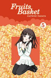 Kansi: Fruits Basket 5