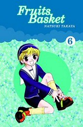 Kansi: Fruits Basket 6