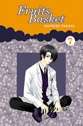 Kansi: Fruits Basket 7