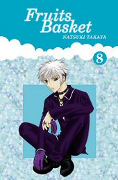 Kansi: Fruits Basket 8