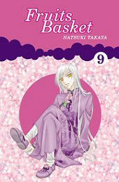 Kansi: Fruits Basket 9