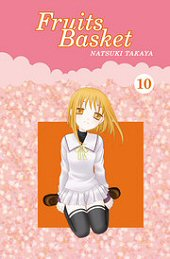 Kansi: Fruits Basket 10