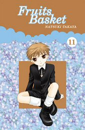 Kansi: Fruits Basket 11