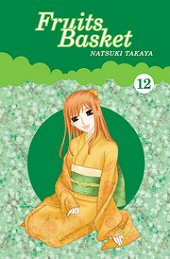 Kansi: Fruits Basket 12