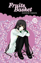 Kansi: Fruits Basket 13