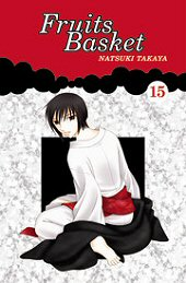 Kansi: Fruits Basket 15