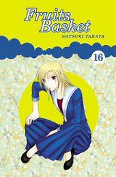 Kansi: Fruits Basket 16