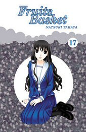 Kansi: Fruits Basket 17