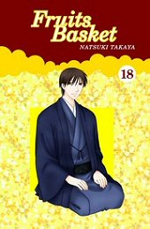 Kansi: Fruits Basket 18