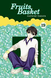 Kansi: Fruits Basket 19