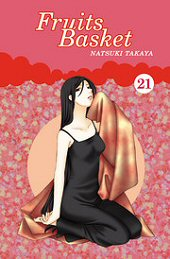 Kansi: Fruits Basket 21