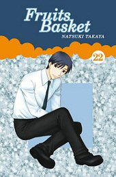 Kansi: Fruits Basket 22