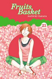 Kansi: Fruits Basket 23