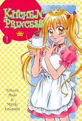 Kansi: Kitchen Princess 1
