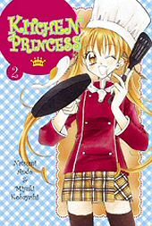 Kansi: Kitchen Princess 2