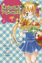Kansi: Kitchen Princess 5