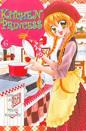 Kansi: Kitchen Princess 6