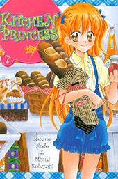 Kansi: Kitchen Princess 7