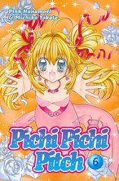 Kansi: Pichi Pichi Pitch 6