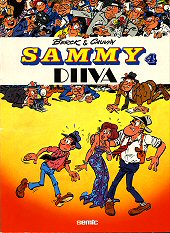 Kansi: Sammy Day - Diiva
