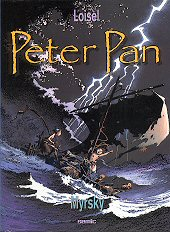 Peter Pan 3: Myrsky